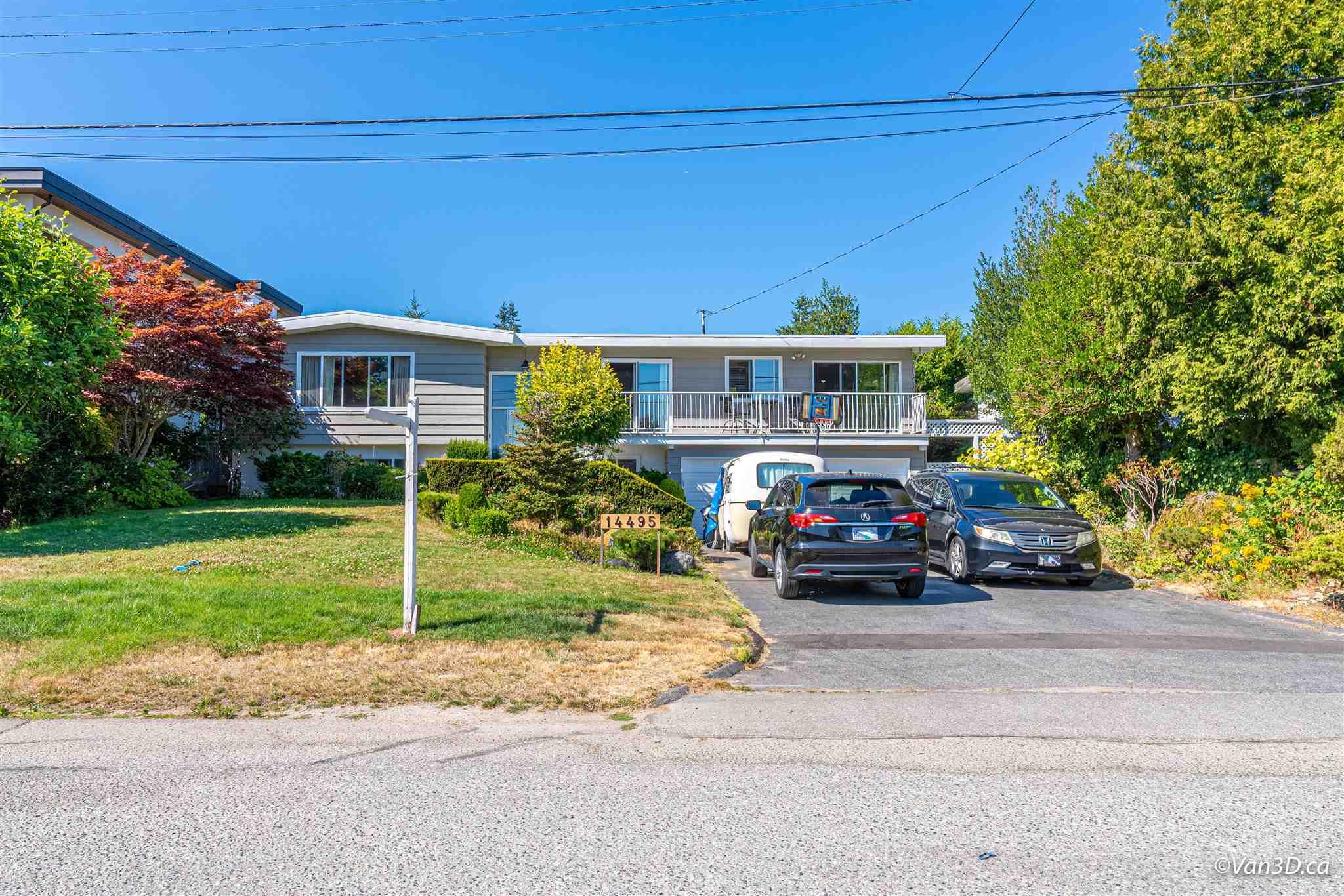 14495 MANN PARK CRESCENT - White Rock House/Single Family for sale, 4 Bedrooms (R2604561)
