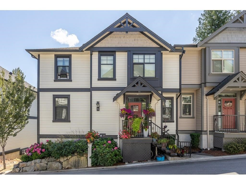 14 35298 MARSHALL ROAD - Abbotsford East Townhouse for sale, 3 Bedrooms (R2604571) - #1