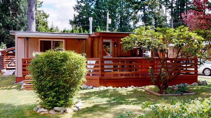 132 1830 MAMQUAM ROAD - Garibaldi Estates Manufactured for sale, 2 Bedrooms (R2604580)