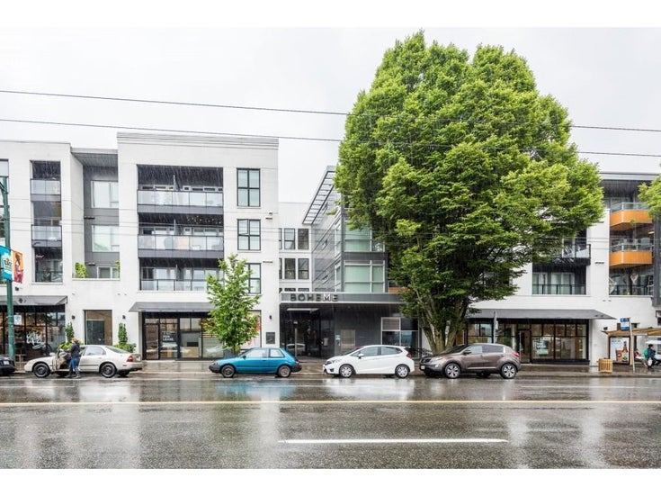 326 1588 E HASTINGS STREET - Hastings Apartment/Condo for sale, 1 Bedroom (R2604596)