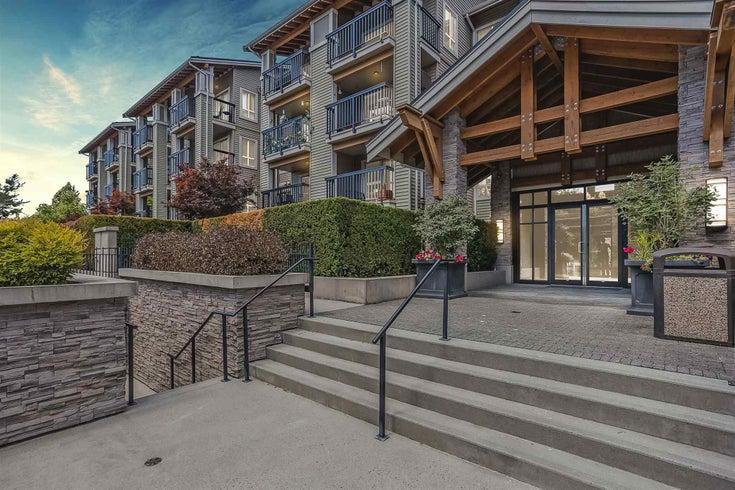 316 21009 56 AVENUE - Salmon River Apartment/Condo for sale, 1 Bedroom (R2604621)