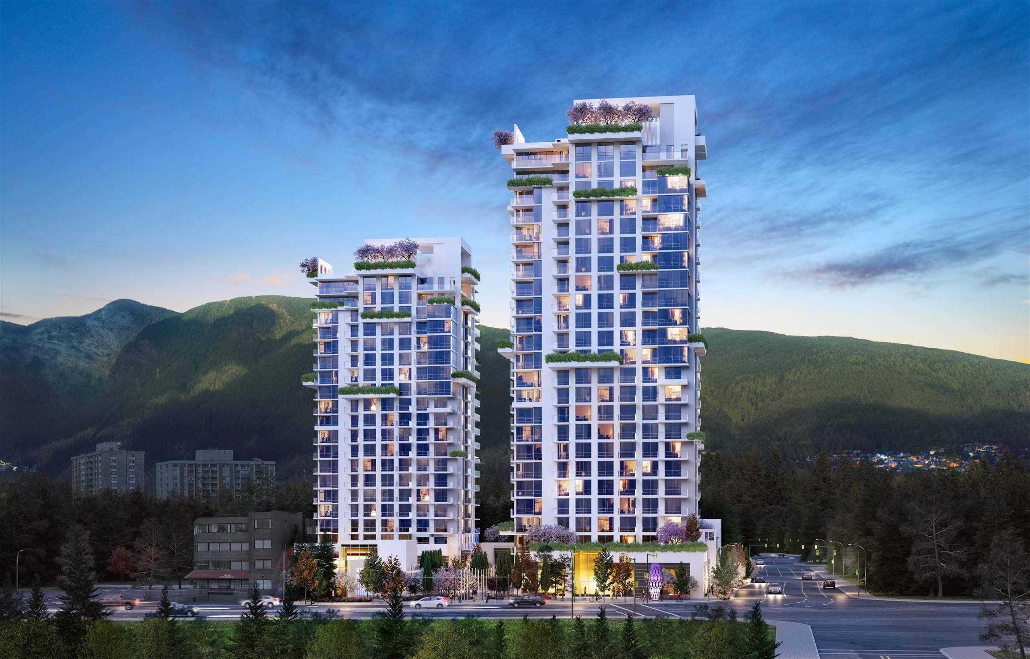 502 1633 CAPILANO ROAD - Capilano NV Apartment/Condo for sale, 1 Bedroom (R2604628) - #1