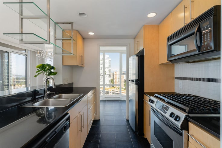 2003 550 PACIFIC STREET - Yaletown Apartment/Condo for sale, 1 Bedroom (R2604664)