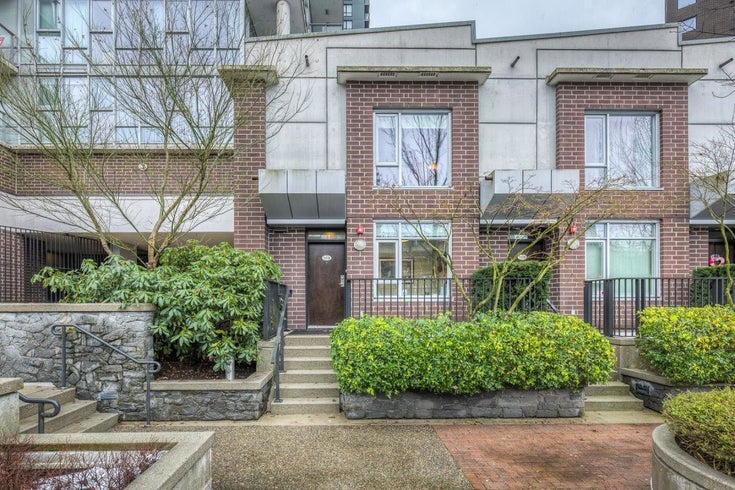 1418 SEYMOUR MEWS - Yaletown Townhouse for sale, 2 Bedrooms (R2604667)