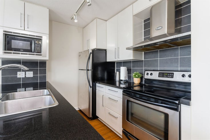 607 633 ABBOTT STREET - Downtown VW Apartment/Condo for sale, 2 Bedrooms (R2604669)