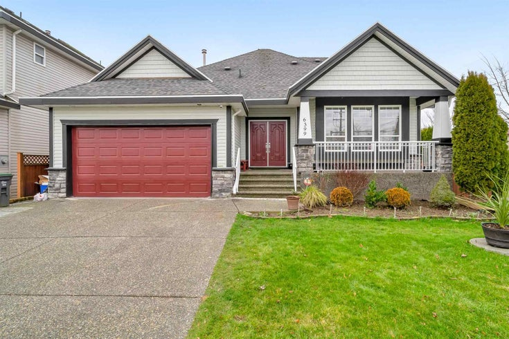 6399 166 STREET - Cloverdale BC House/Single Family for sale, 7 Bedrooms (R2604678)