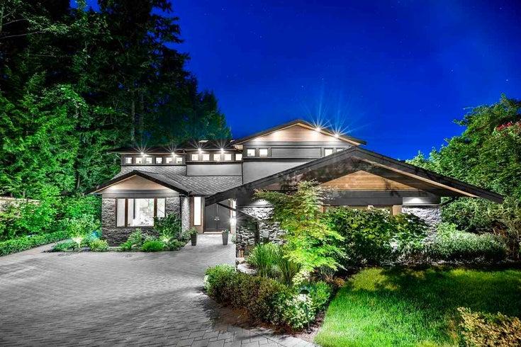 5416 MARINE DRIVE - Caulfeild House/Single Family for sale, 6 Bedrooms (R2604683)