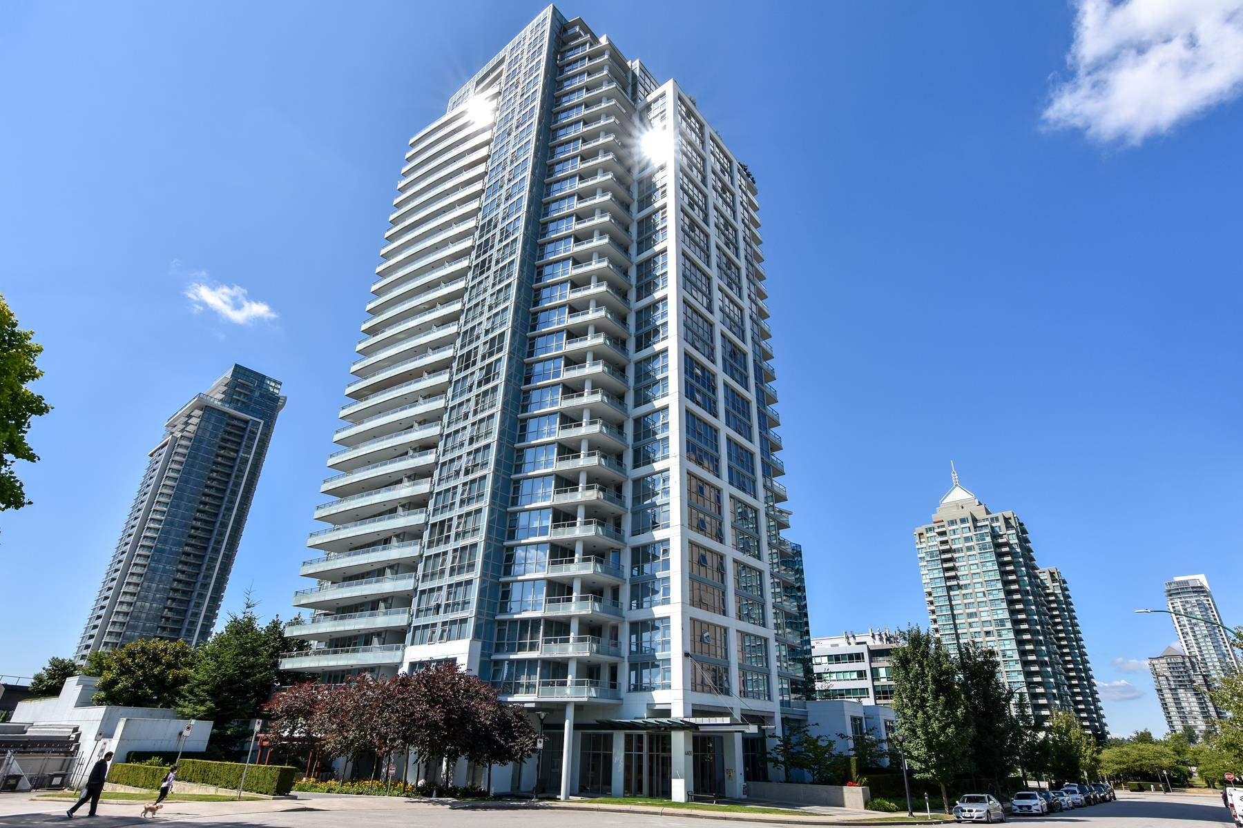 2001 4400 BUCHANAN STREET - Brentwood Park Apartment/Condo for sale, 2 Bedrooms (R2604688) - #1