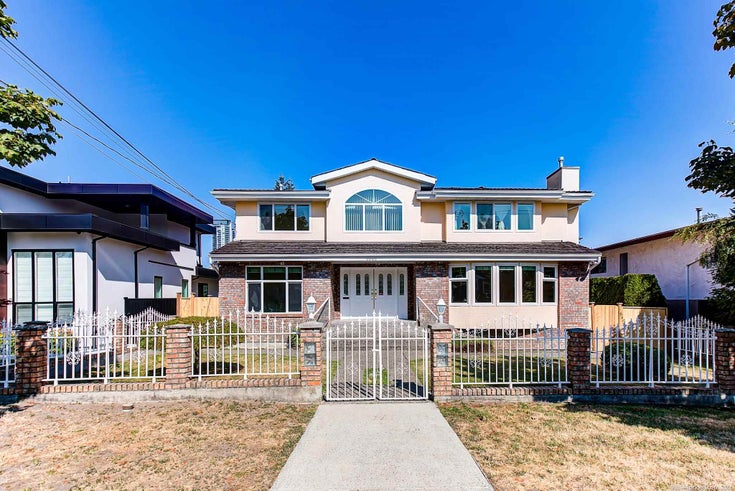 6890 FREDERICK AVENUE - Metrotown House/Single Family for sale, 6 Bedrooms (R2604695)