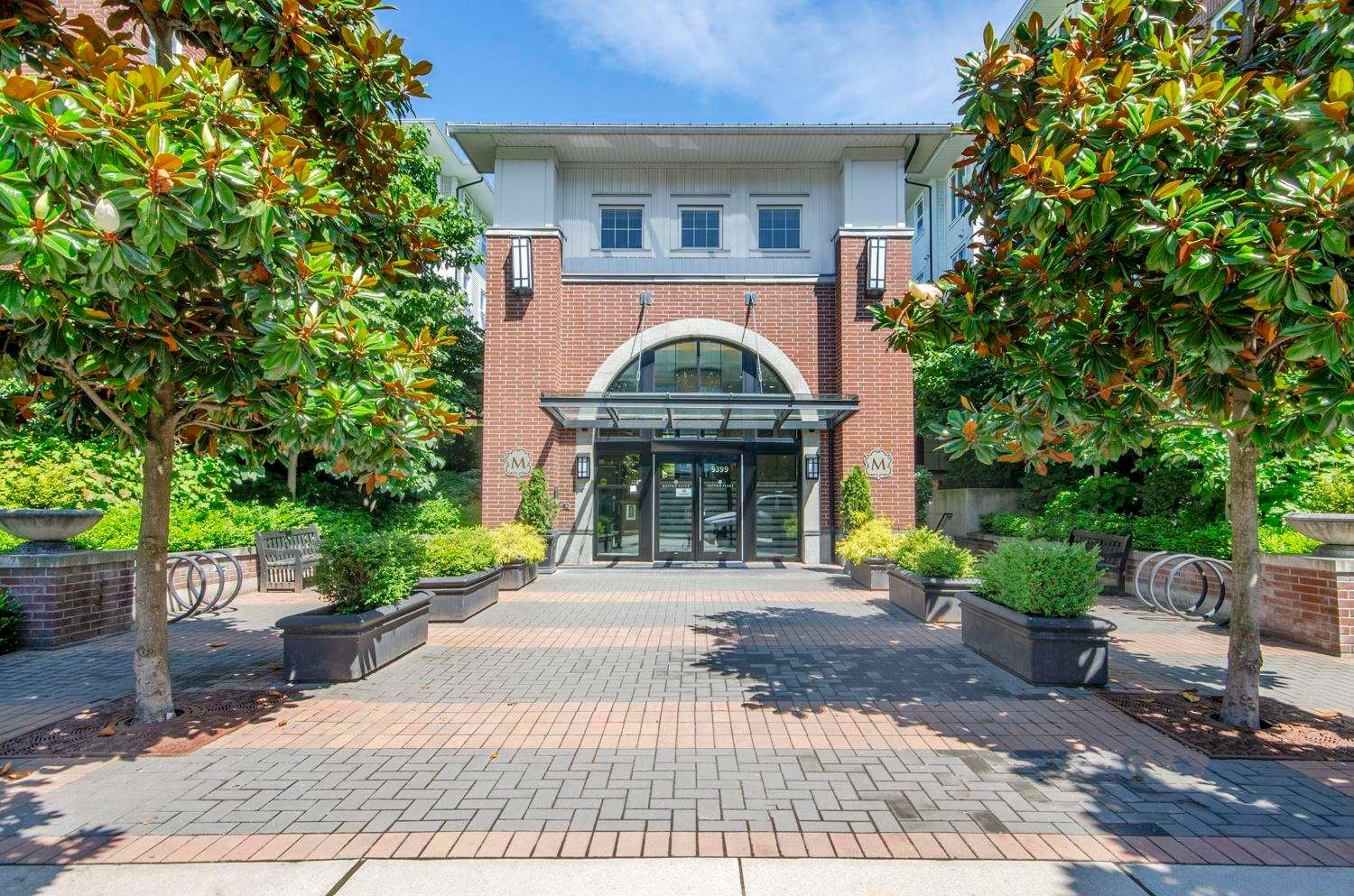 117 9399 ODLIN ROAD - West Cambie Apartment/Condo for sale, 2 Bedrooms (R2604696)