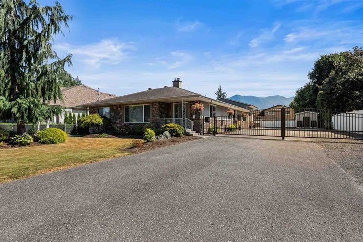 45490 SOUTH SUMAS ROAD - Sardis West Vedder Rd House/Single Family for sale, 5 Bedrooms (R2604697)
