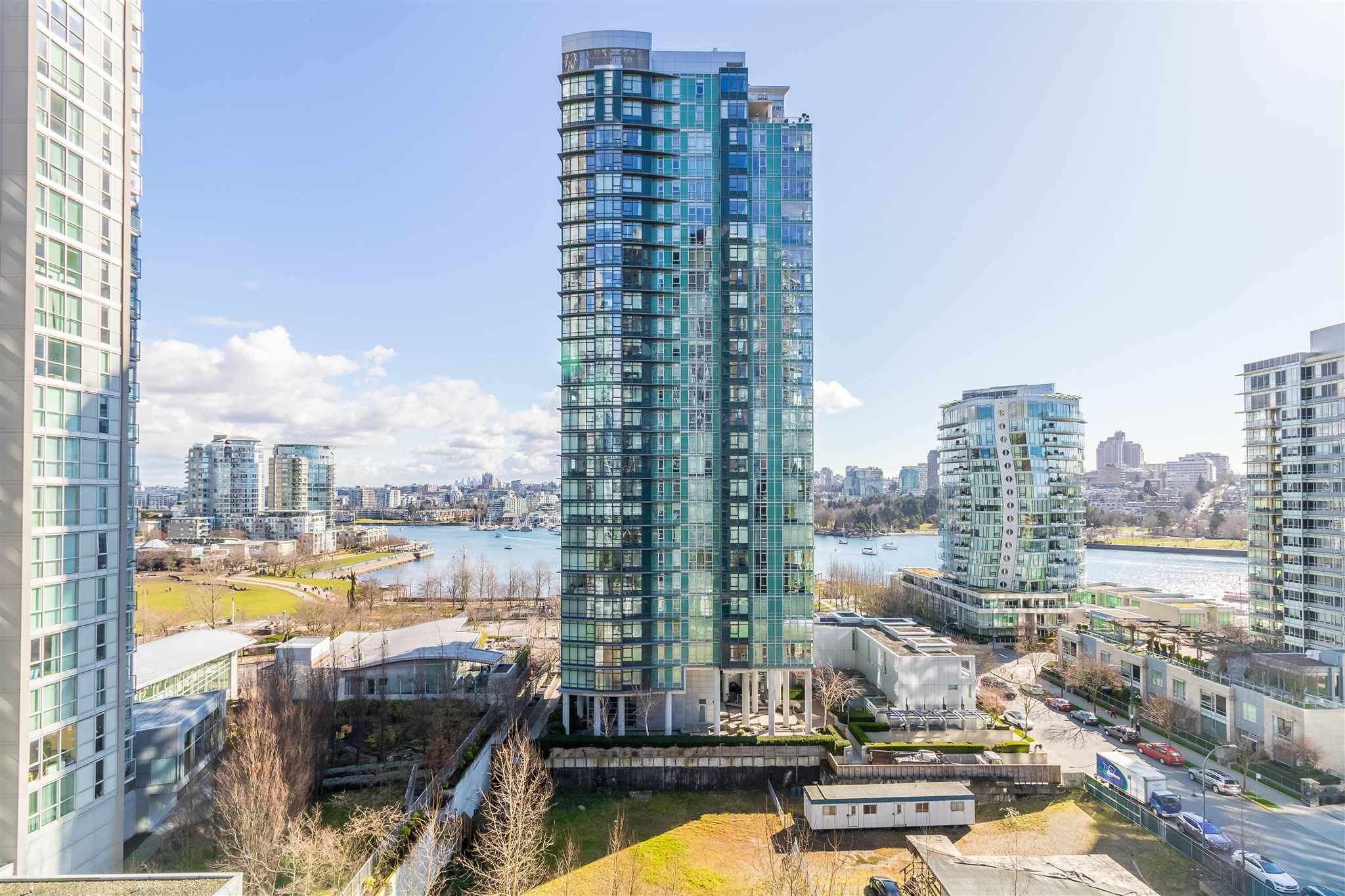1107 455 BEACH CRESCENT - Yaletown Apartment/Condo for sale, 1 Bedroom (R2604709) - #1