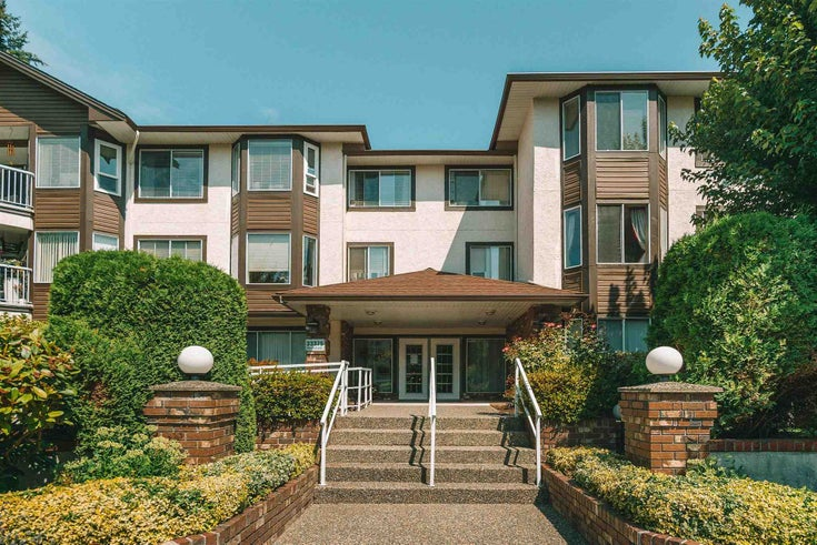 312 33375 MAYFAIR AVENUE - Central Abbotsford Apartment/Condo for sale, 3 Bedrooms (R2604719)