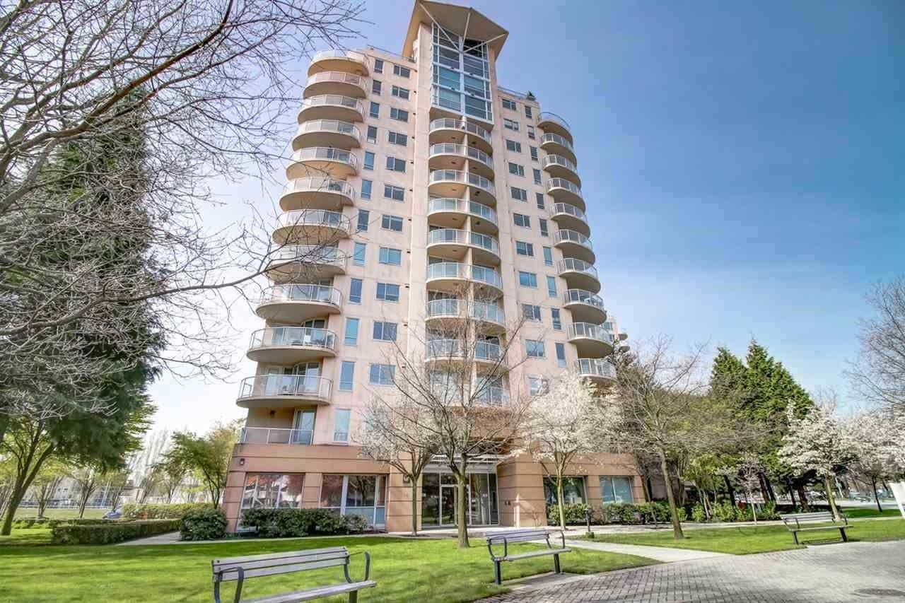 901 7760 GRANVILLE AVENUE - Brighouse South Apartment/Condo for sale, 2 Bedrooms (R2604726)