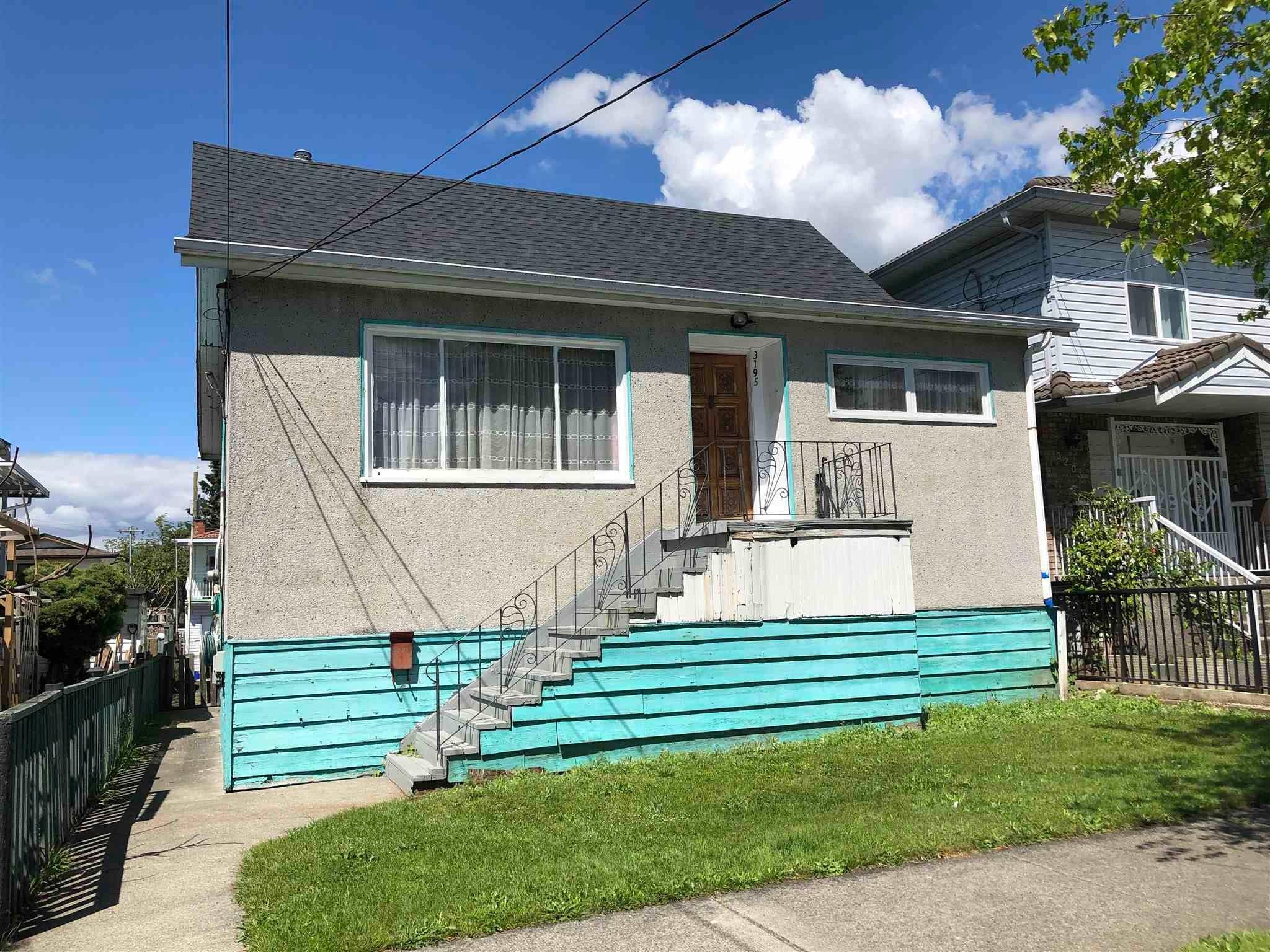 3195 E 47TH AVENUE - Killarney VE House/Single Family for sale, 5 Bedrooms (R2604738) - #1