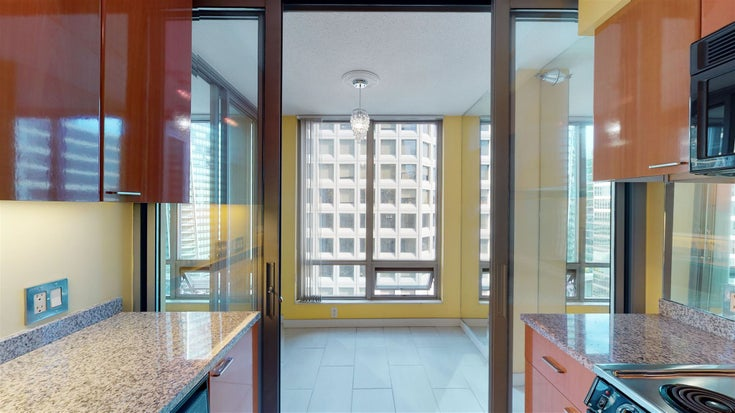 1605 1200 W GEORGIA STREET - West End VW Apartment/Condo for sale, 1 Bedroom (R2604741)
