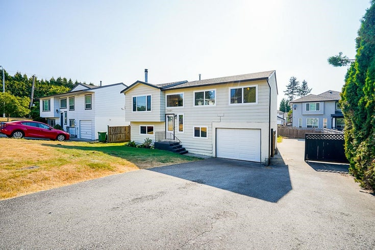 3401 JUNIPER CRESCENT - Abbotsford East House/Single Family for sale, 4 Bedrooms (R2604754)