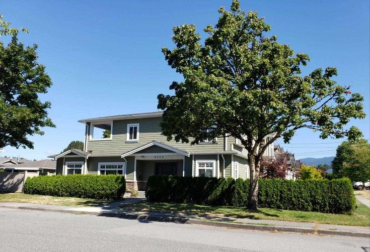 6969 DUNNEDIN STREET - Sperling-Duthie 1/2 Duplex for sale, 4 Bedrooms (R2604759)