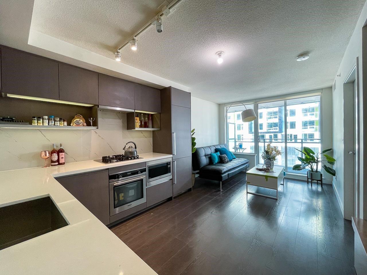 706 8833 HAZELBRIDGE WAY - West Cambie Apartment/Condo for sale, 1 Bedroom (R2604760)