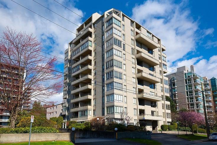 1001 1485 DUCHESS AVENUE - Ambleside Apartment/Condo for sale, 1 Bedroom (R2604765)