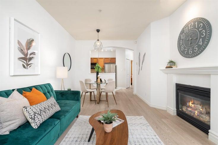 104 2175 SALAL DRIVE - Kitsilano Apartment/Condo for sale, 1 Bedroom (R2604772)