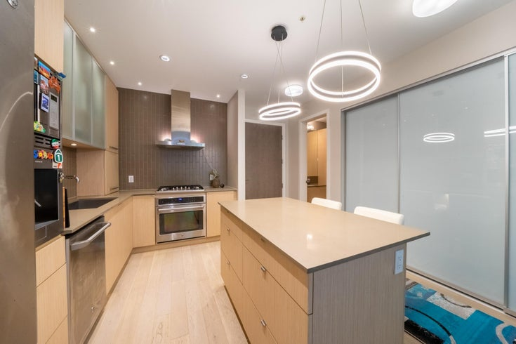 101 262 SALTER STREET - Queensborough Apartment/Condo for sale, 1 Bedroom (R2604806)