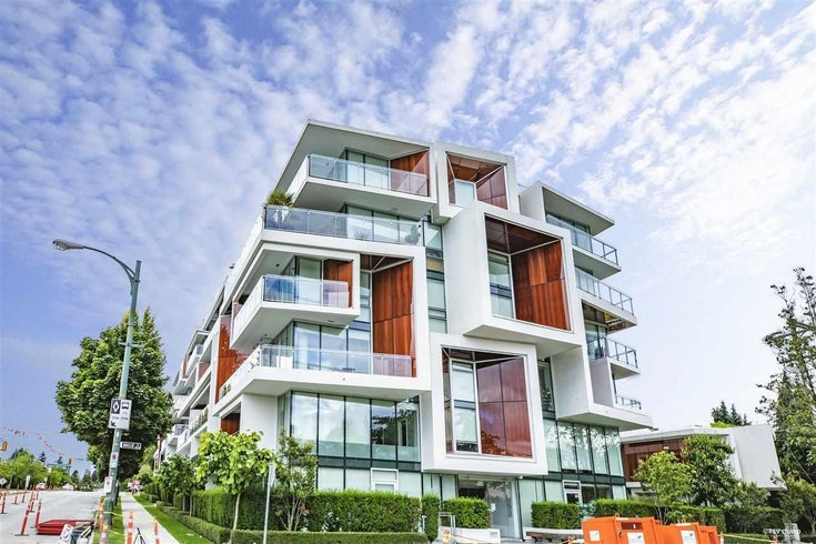 506 5699 BAILLIE STREET - Cambie Apartment/Condo for sale, 2 Bedrooms (R2604814)