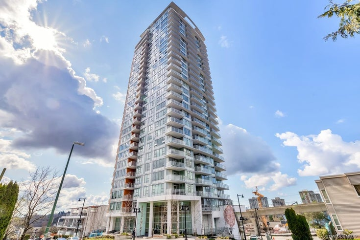 2609 530 WHITING WAY - Coquitlam West Apartment/Condo for sale, 1 Bedroom (R2604819)