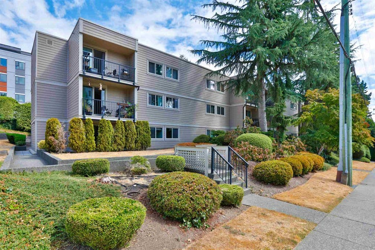 102 1121 HOWIE AVENUE - Central Coquitlam Apartment/Condo for sale, 2 Bedrooms (R2604822)