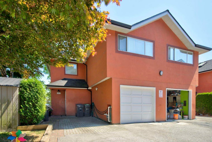 107 303 CUMBERLAND STREET - Sapperton Townhouse for sale, 4 Bedrooms (R2604826)