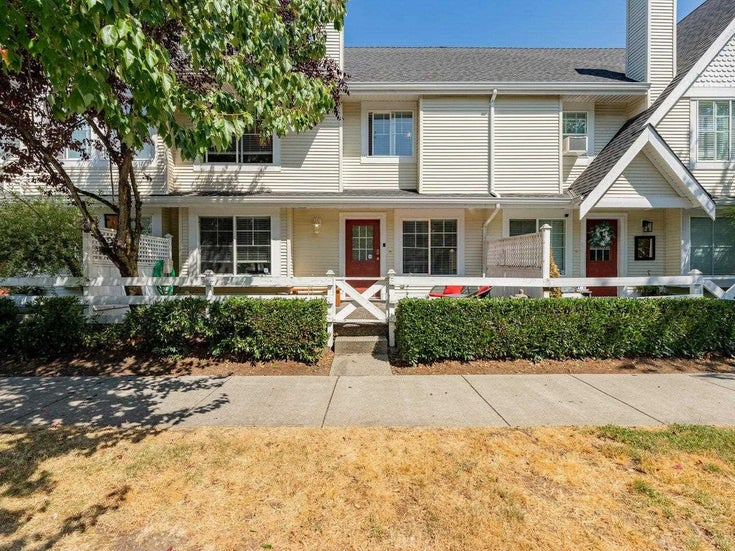 32 23575 119 AVENUE - Cottonwood MR Townhouse for sale, 4 Bedrooms (R2604827)