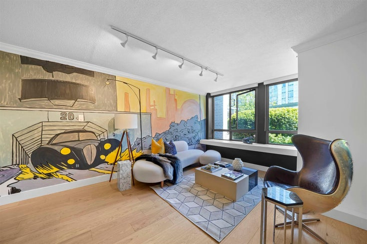 203 238 ALVIN NAROD MEWS - Yaletown Apartment/Condo for sale, 2 Bedrooms (R2604830)