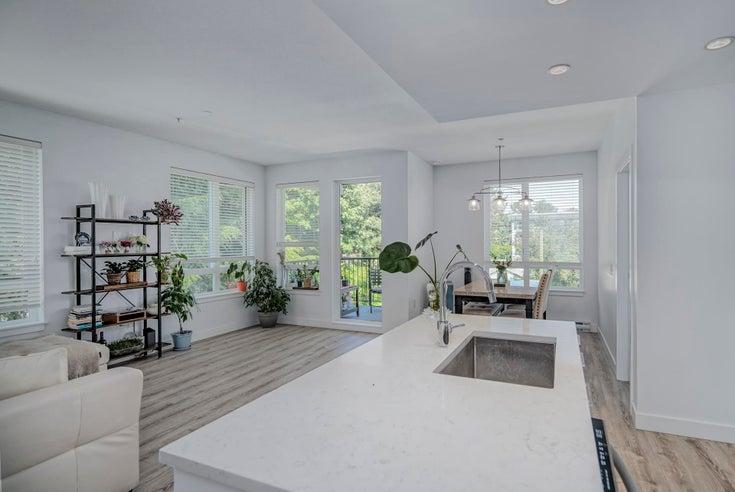 313 2382 ATKINS AVENUE - Central Pt Coquitlam Apartment/Condo for sale, 2 Bedrooms (R2604837)