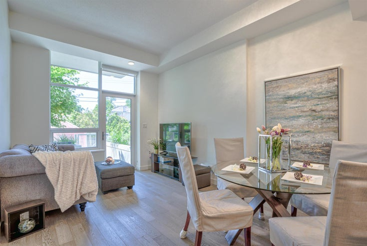 115 5033 CAMBIE STREET - Cambie Apartment/Condo for sale, 1 Bedroom (R2604847)