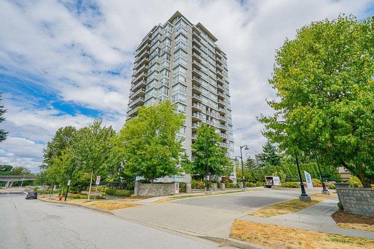 604 555 DELESTRE AVENUE - Coquitlam West Apartment/Condo for sale, 2 Bedrooms (R2604853)