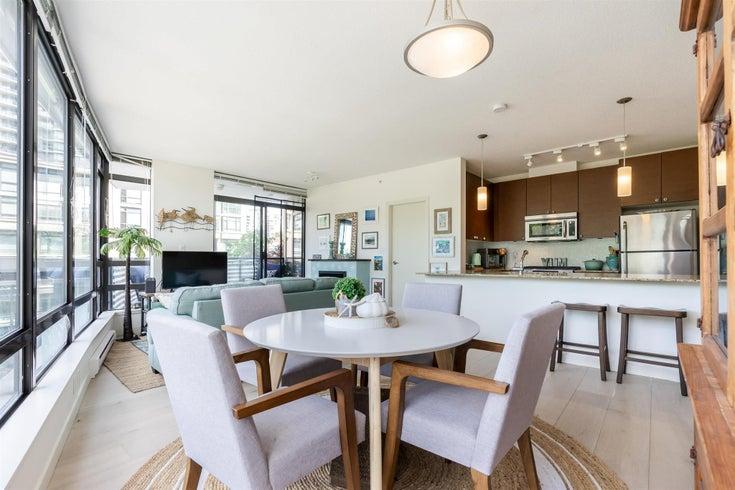 406 400 CAPILANO ROAD - Port Moody Centre Apartment/Condo for sale, 2 Bedrooms (R2604858)