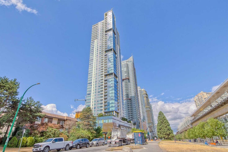 3702 6461 TELFORD AVENUE - Metrotown Apartment/Condo for sale, 2 Bedrooms (R2604864)