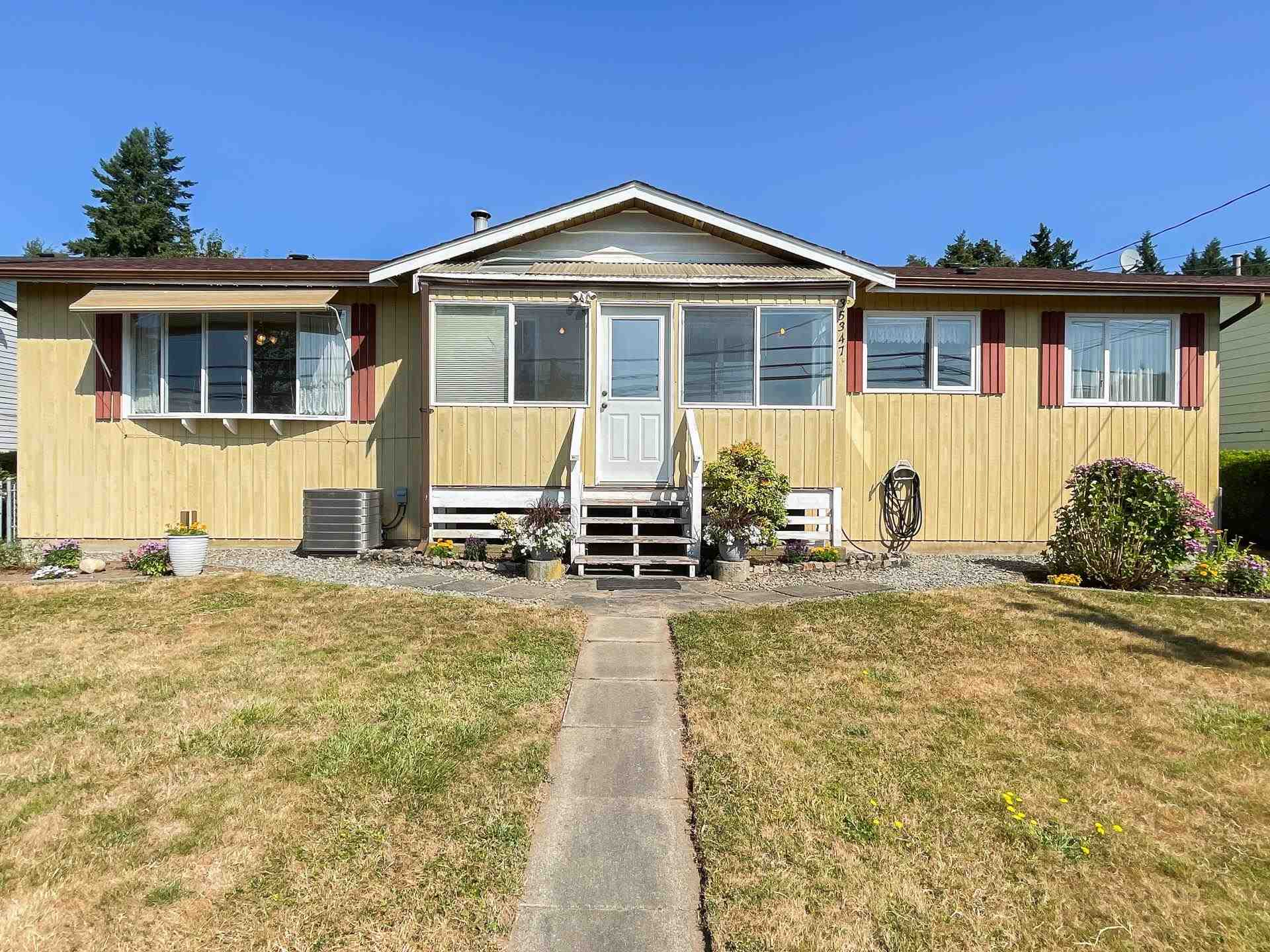 35347 DELAIR ROAD - Abbotsford East House/Single Family for sale, 3 Bedrooms (R2604885) - #1