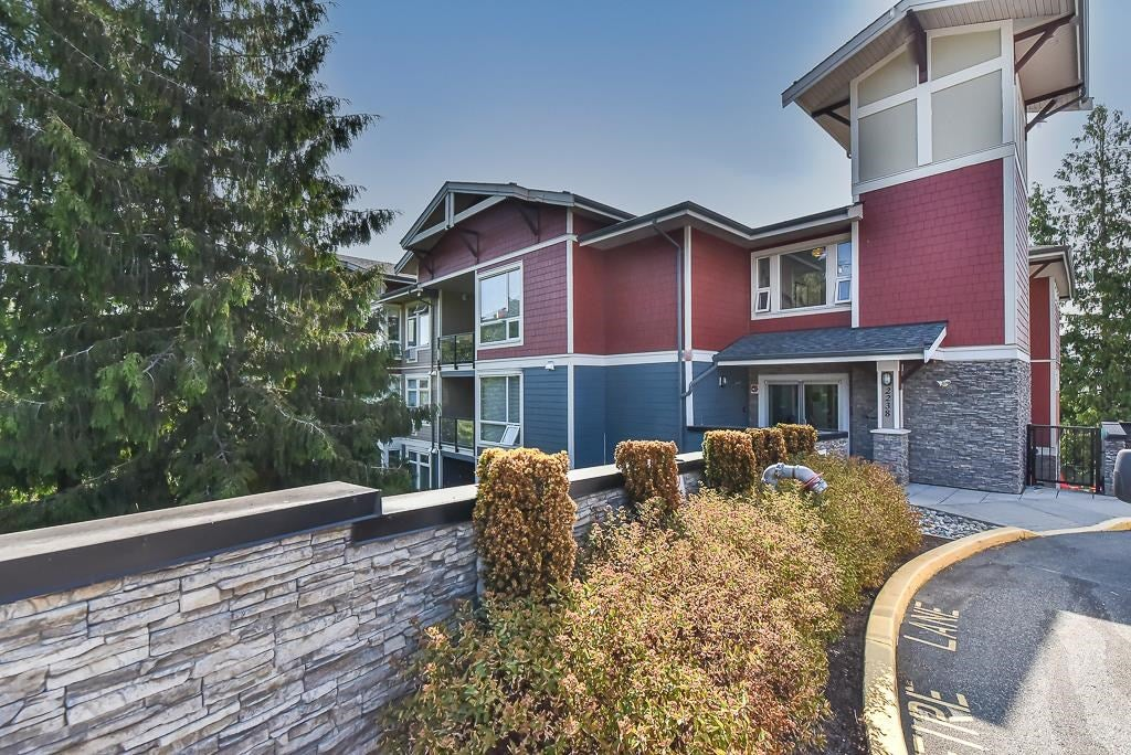205 2238 WHATCOM ROAD - Abbotsford East Apartment/Condo for sale, 2 Bedrooms (R2604888) - #1