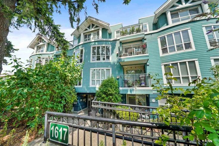 204 1617 GRANT STREET - Grandview Woodland Apartment/Condo for sale, 1 Bedroom (R2604892)
