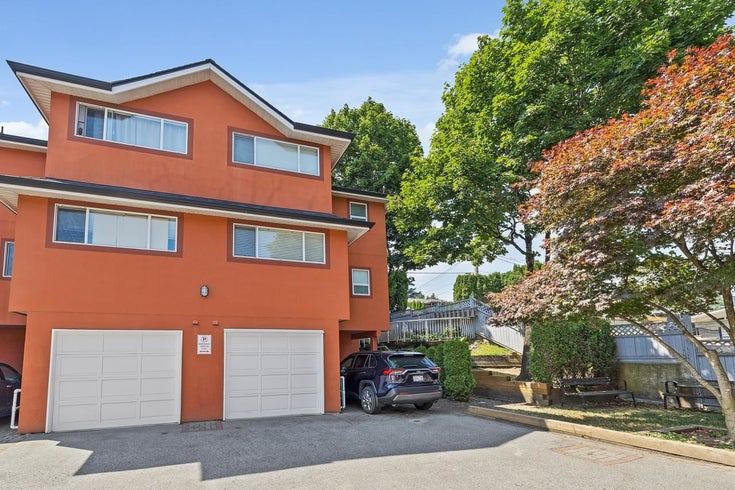 106 303 CUMBERLAND STREET - Sapperton Townhouse for sale, 3 Bedrooms (R2604916)