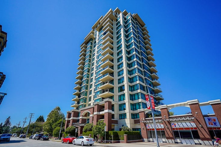 1006 615 HAMILTON STREET - Uptown NW Apartment/Condo for sale, 2 Bedrooms (R2604934)