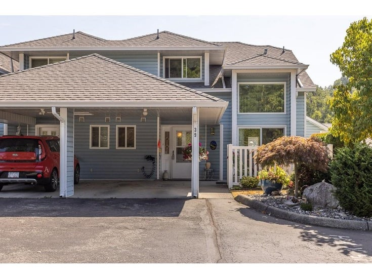 39 3292 VERNON TERRACE - Abbotsford East Townhouse for sale, 2 Bedrooms (R2604950)