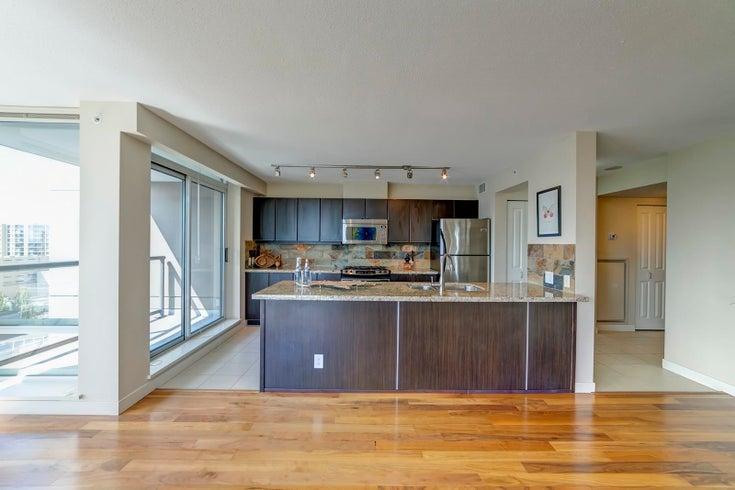 1507 6068 NO. 3 ROAD - Brighouse Apartment/Condo for sale, 2 Bedrooms (R2604951)