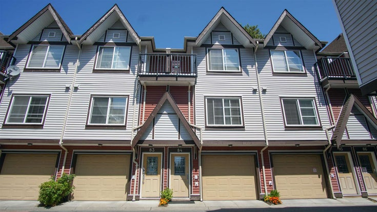 84 9405 121 STREET - Queen Mary Park Surrey Townhouse for sale, 3 Bedrooms (R2604962)