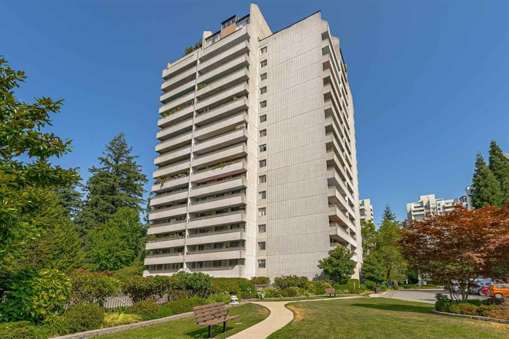 1501 4134 MAYWOOD STREET - Metrotown Apartment/Condo for sale, 2 Bedrooms (R2604963)