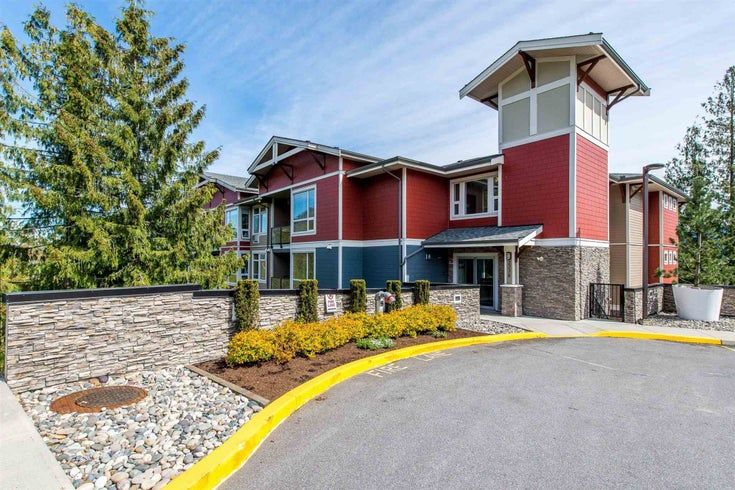 107 2238 WHATCOM ROAD - Abbotsford East Apartment/Condo for sale, 2 Bedrooms (R2604974)