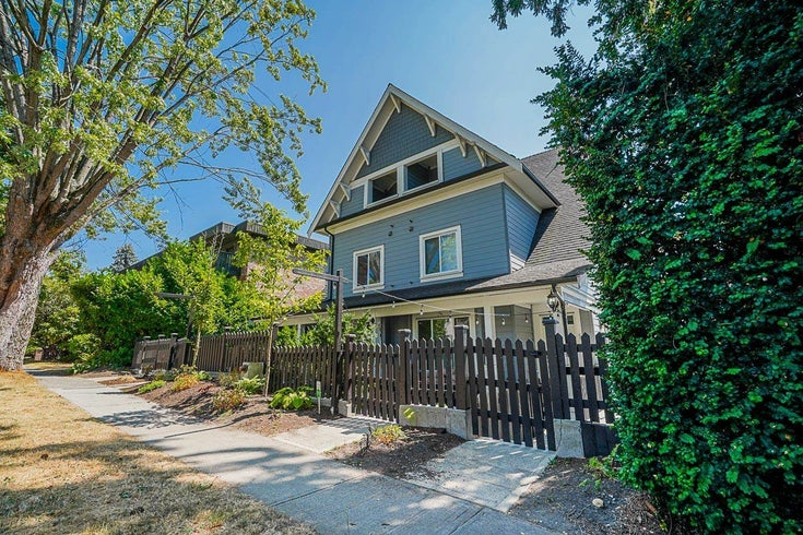 4 3868 PENDER STREET - Willingdon Heights Townhouse for sale, 3 Bedrooms (R2604979)