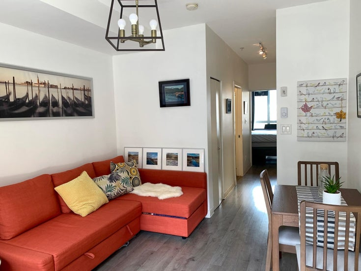 509 138 E HASTINGS STREET - Downtown VE Apartment/Condo for sale, 1 Bedroom (R2604980)