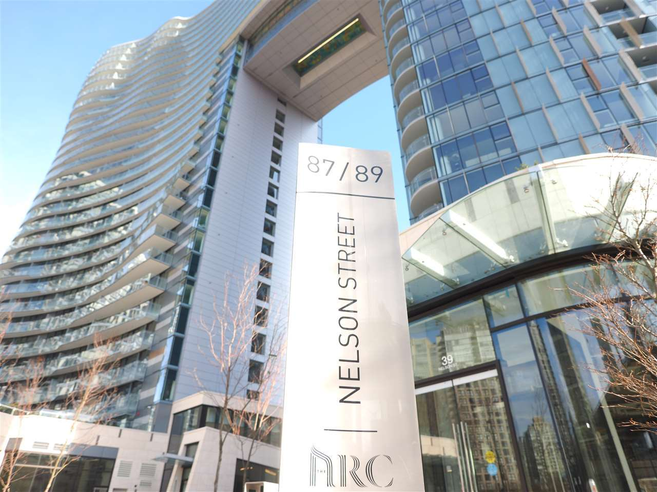 283 87 NELSON STREET - Yaletown Apartment/Condo for sale, 1 Bedroom (R2604989) - #1